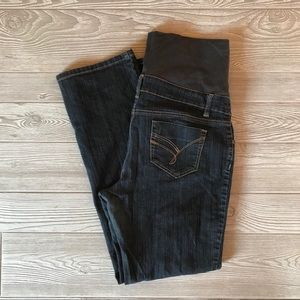 🤰🏼👖 Thyme straight leg maternity jeans - Large